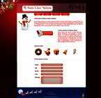 Santa Claus Website